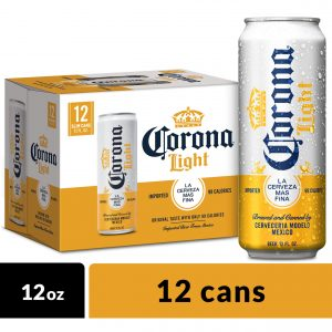 Corona Light Mexican Lager Beer