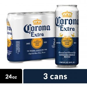 Corona Extra Mexican Lager Beer