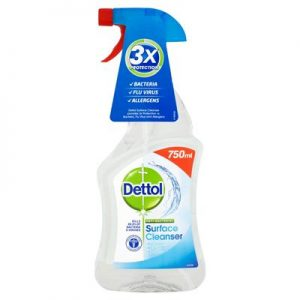 Dettol Anti-Bacterial Surface Cleaner